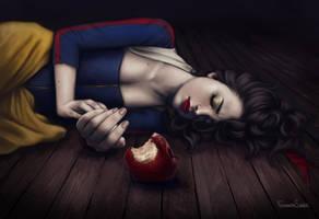 Poisoned apple by fdasuarez