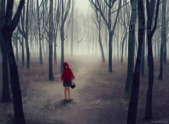 Away from light by fdasuarez