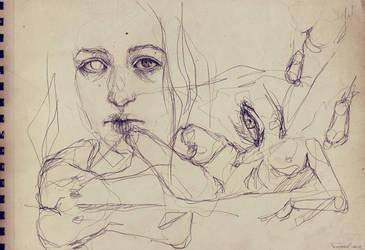 sketches by fdasuarez