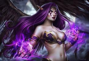 Morgana by fdasuarez