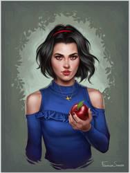 Snow White by fdasuarez