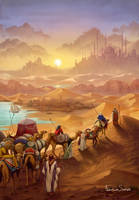 Century Spice Road by fdasuarez