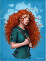 Merida by fdasuarez