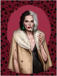 Cruella by fdasuarez