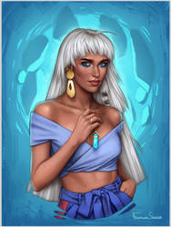 Kida by fdasuarez