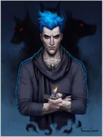 Hades by fdasuarez