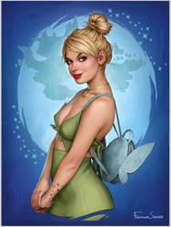 Tinkerbell by fdasuarez