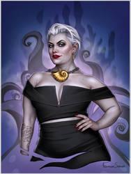 Ursula by fdasuarez