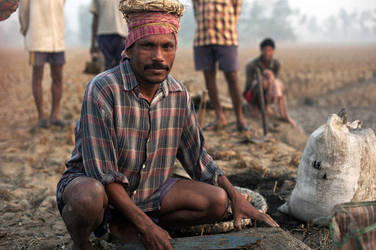 Bengali Workman by zosogis