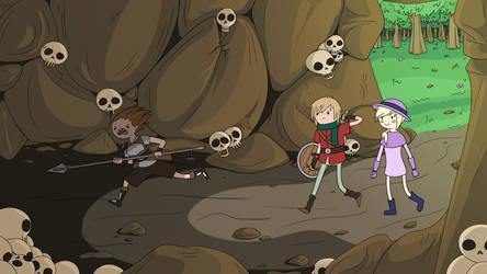 Dungeon Crawl by Mr-Sage