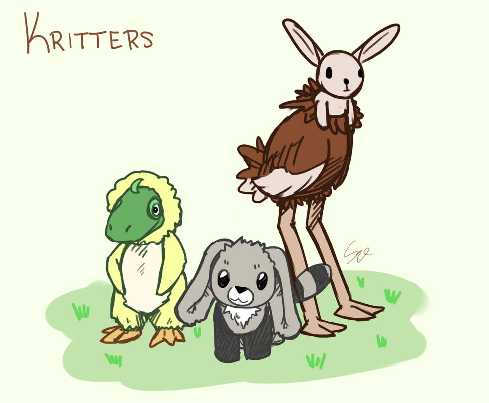 11.29 Kritters by Mr-Sage
