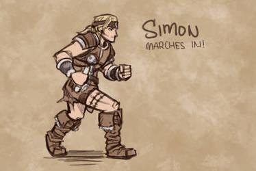 12.8 SIMON by Mr-Sage
