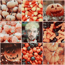 Soft!Anti Halloween Aesthetic by ClanWarrior