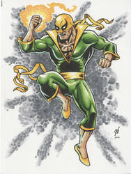IronFist by NeilRiehle