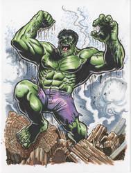Hulk by NeilRiehle