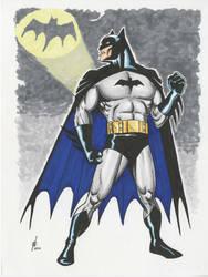 Batman by NeilRiehle