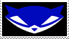 Sly Cooper: Emblem Stamp by immature-giraffe
