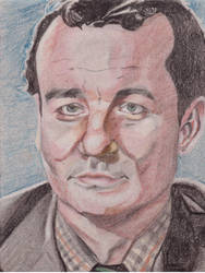 Bill Murray by AceDoc
