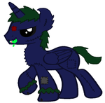 Custom commission for  ~Tempest-Stormcloud by Strawberry-T-Pony