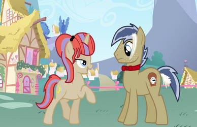 Hearts and Hooves Day Contest entry 2 by Strawberry-T-Pony