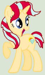 Berryverse: Sun Diamond by Strawberry-T-Pony