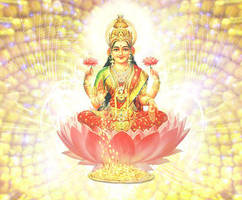 Ma Lakshmi by Valleysequence