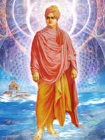 Swami Vivekananda by Valleysequence
