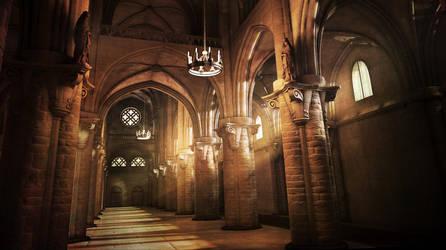 The Sanctuary by Togman-Studio