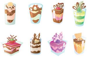 Desserts by jkBunny