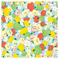 Apple pattern by jkBunny