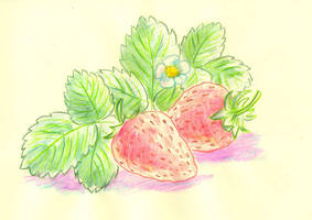 Srawberry by jkBunny