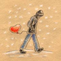 Be My Valentine by jkBunny