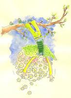 Spring girl 2 by jkBunny
