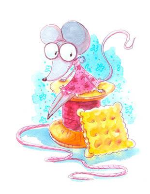 Mouse by jkBunny