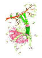 Pink by jkBunny
