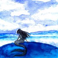 Blue by jkBunny