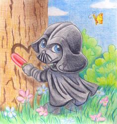 Darth Vader by jkBunny
