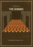 The Shining alt retro poster by traumatron