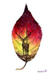 Autumn Heart by LucieOn