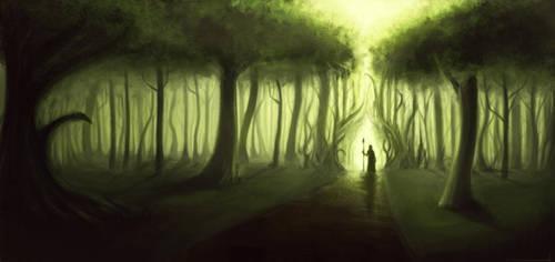 Forest by MarielleJ