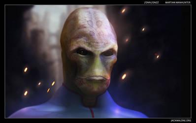 Ajax - Martian Manhunter by jackmal0ne