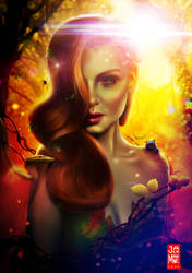 Ivy Poison by jackmal0ne