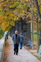 walk along the Seine by netflash33