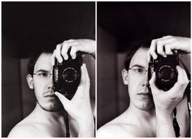 selfportrait by netflash33