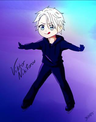 Child Viktor! by Kyr-kun-chan