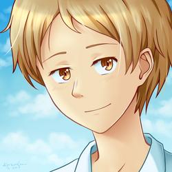 Natsume by Kyr-kun-chan
