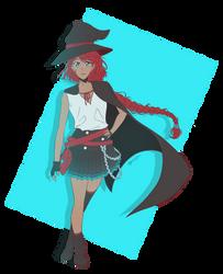 Witch by Kyr-kun-chan