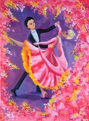 Ballroom Dancing by Kyr-kun-chan