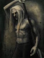 Prince Nuada by suthnmeh
