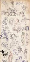 Leneke Doodle Dump 2009 by suthnmeh